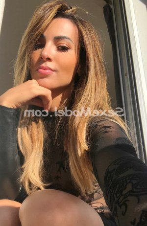 Dikra escorte massage érotique wannonce à Fegersheim